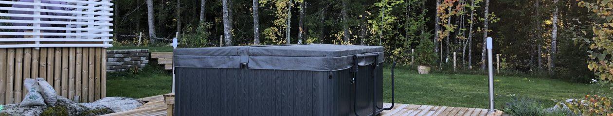 Hanki nyt SpaDealers-ulkoporeallas ja voit nauttia ihanista kylpyhetkistä ympäri vuoden